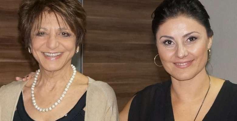 Carmita Abdo e Lilian Lucas - Foto Juliano Zanotelli