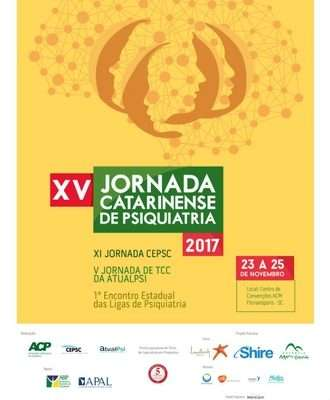Jornada Catarinense de Psiquiatria 2017