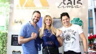 Foto de Famosos participam de evento da apresentadora de TV e atriz Tais Lima