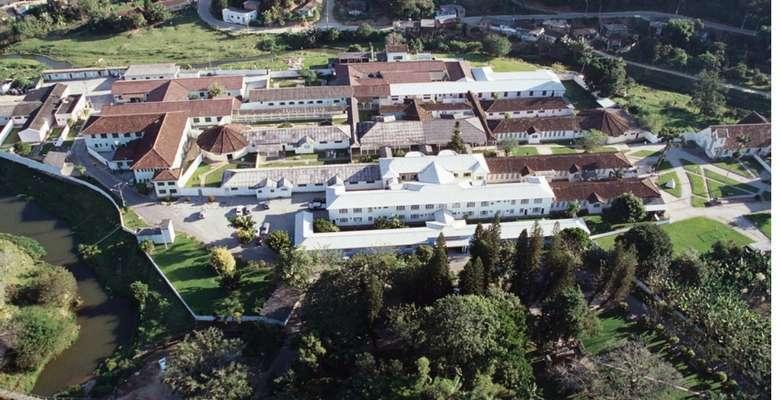 Instituto Psiquiátrico de SC (IPQ) - Foto pesquisa google divulgação