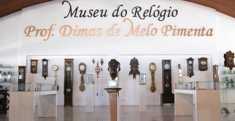 Museu do Relógio - Foto: Divulgação