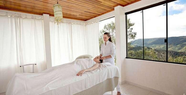 Pousada Varshana - Foto divulgação spa turismo hotel espiritualidade