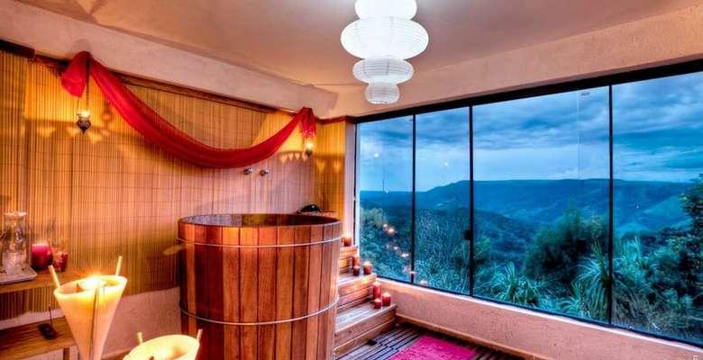 Pousada Varshana - Foto divulgação turismo espiritualidade spa