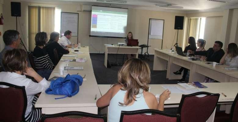 Balneário Camboriú Convention & Visitors Bureau se reuniram para a formatação do Planejamento Estratégico 2018