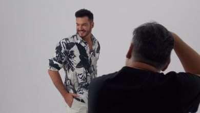 Foto de Advogado gaúcho posa com grifes de luxo para ensaio masculino
