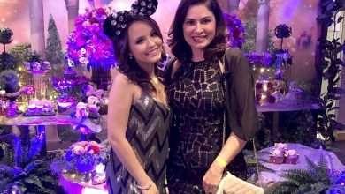 Foto de Dra Kátia Volpe prestigia festa da atriz Larissa Manoela em Orlando