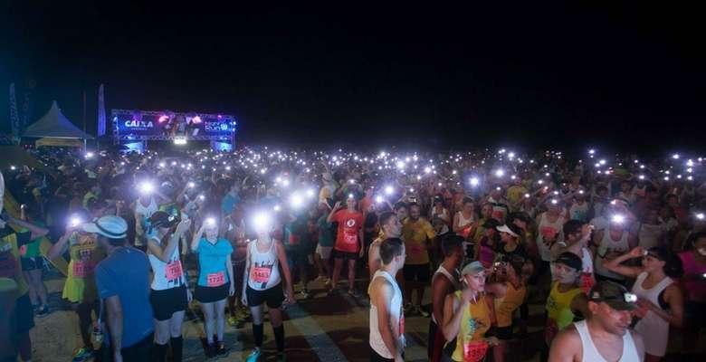 corrida, esportes, night, run, costao do santinho, floripa, novidades