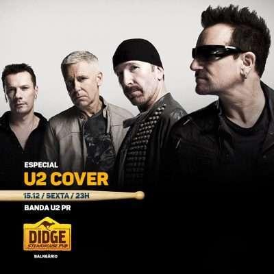Especial U2 Cover - Divulgação