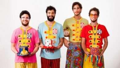 Foto de Bloco do Sargento Pimenta faz Carnaval com The Beatles