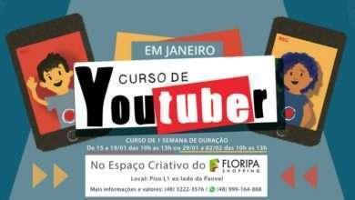 Foto de No final de janeiro Floripa Shopping recebe curso de Youtuber
