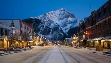 Foto de Montanhas Rochosas no Canadá