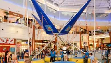 Foto de Parque de diversões diverte toda a família no Floripa Shopping