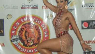 Foto de Ex-Rainha do Carnaval, Letícia Guimarães vai desfilar na Estácio