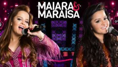 Foto de As irmãs Maiara e Maraisa voltam ao palco do P12