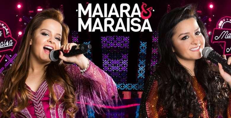 maiara e maraisa, show, cantoras, p12, gemeas, irmas, floripa, florianopolis, musicas, sucessos