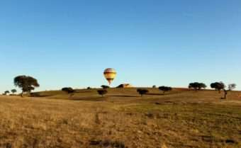 Alentejo, Passeio de Balão - Foto Vila Galé Clube de Campo