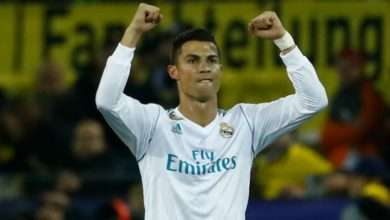 Foto de Próximo do duelo diante do Real Madrid destaca Cristiano Ronaldo