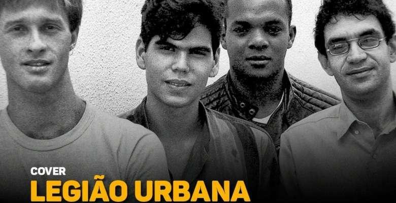 Flyer - Legião Urbana
