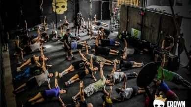 Foto de EMON novidade dentro do CrossFit trabalha todo o corpo