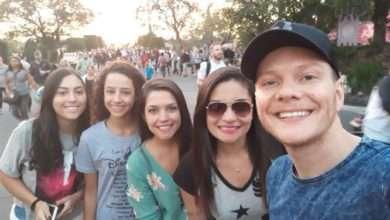 Foto de Julia Andrade Blogueira Teen embarcou para Flórida em busca de tendências para seus seguidores