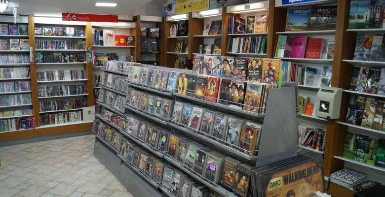 material escolar, livros, CDs, DVDs, livraria, catarinense, Florianópolis, parcelado, centro, promocao