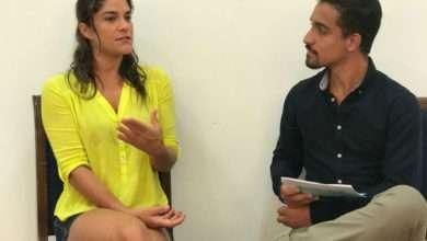 Foto de Priscila Fantin em vídeo especial do Digital Influencer Douglas Nobre