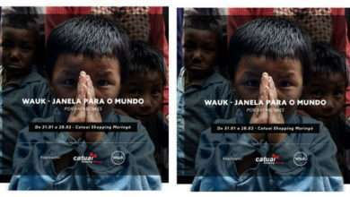 """Foto de Exposição """"Janela para o Mundo"""" inaugura Espaço Cultural do Catuaí Maringá"""