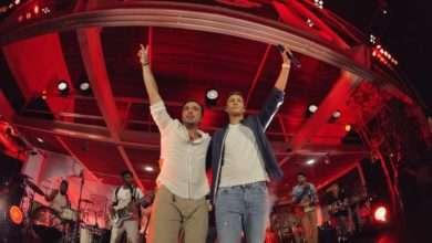 Foto de Os jovens Vini e Lucas gravam seu primeiro DVD em São Paulo com surpresa especial