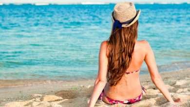 Foto de Especialistas dão dicas de como cuidar dos cabelos pós praia