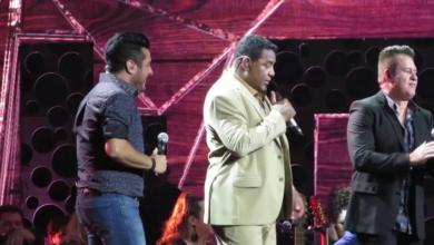 Foto de Show de Raça Negra e Bruno & Marrone em contagem regressiva