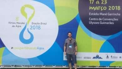 Foto de Fernando Assanti executivo da Acibalc participa do 8º Fórum Mundial da Água