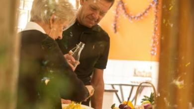 Foto de Chef Junior Durski, dono da Rede Madero e a receita da Maionese servida nos Restaurantes da Rede