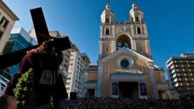 Foto de Procissão do Senhor dos Passos – a maior e mais antiga manifestação cultural de Santa Catarina