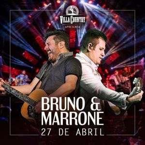 Bruno & Marrone voltam aos palcos do Villa Country