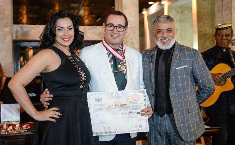 Cruz do Mérito da Estética, Moda e Beleza - Foto: Alex Pedroso