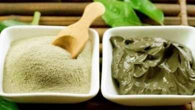 Foto de Argila verde e os benefícios para processos de cicatrização da pele