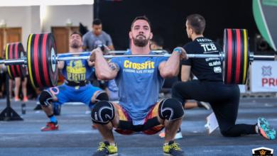Foto de CrossFit Games 2018 classifica Fábio Dechichi para competições regionais