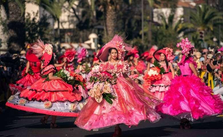Festa da Flor, Desfile, Ilha da Madeira - Foto_ Francisco Correia