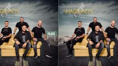 """Foto de Novo Álbum do Grupo Haridady """"Pra Gente Eternizar"""""""