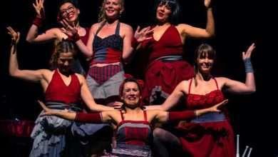 Foto de Espetáculo Feminino em Santo André com artistas da Argentina, Chile e Brasil – Las Martas