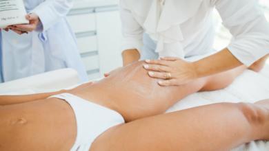 Foto de Lidiane Amaral dá dicas dos tratamentos estéticos permitidos durante a gravidez