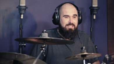 Foto de Músico Rafael Vieira lança vídeoaulas gratuitas sobre microfonação de bateria