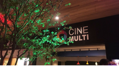 Foto de Hoje acontece a 1ª sessão de cinema do CINEMULTI no MULTI Open Shopping