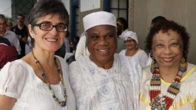 Foto de Defesa memorável do babalawô e agora Doutor Ivanir dos Santos