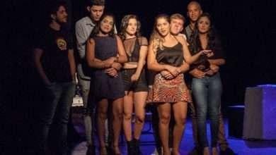 Foto de Única apresentação do espetáculo Pega ou não Pega no Teatro Antonio Fagundes
