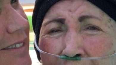 Foto de Aos 81 anos morre no Rio de Janeiro, Alda Meneghel, mãe da Xuxa