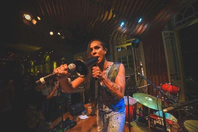 shows na Casa de Francisca