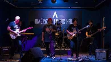 Foto de Banda Sincron realiza tributo a Tim Maia no seu show no Américas Music Hall