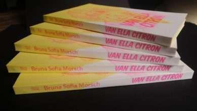 Foto de Jovem Escritora  Bruna Sofia Morsch Lança Livro Em Curitiba
