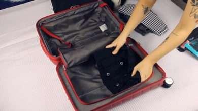 Foto de Karina Belarmino ensina como viajar por 15 dias apenas com uma mala de mão